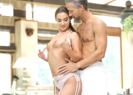 Amirah Adara - Stocking Sex - Hardcore Nude Pics