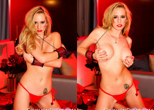 Happy Valentine's Day from Brett Rossi - Solo Image Gallery