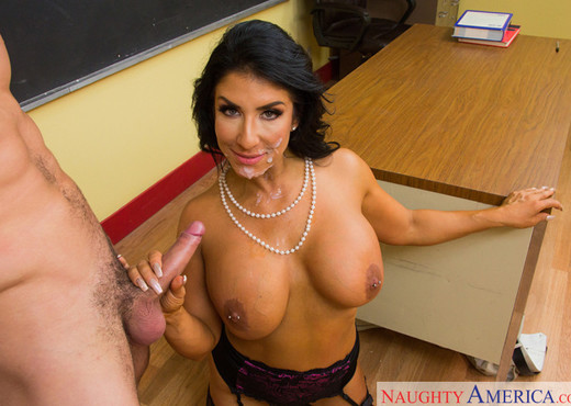 Raven Hart - My First Sex Teacher - Hardcore Porn Gallery