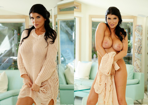 Romi Rain - Glamour Girl Gets Stripped - Hardcore HD Gallery