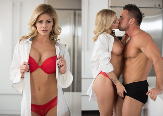 Jessa Rhodes - Hot Morning Sex - Hardcore Porn Gallery