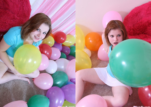 Lil Candy - Balloons - Solo Hot Gallery