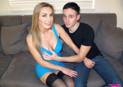 Tanya Tate Casting Couch Amateur Sex with Alex From London - MILF Porn Gallery