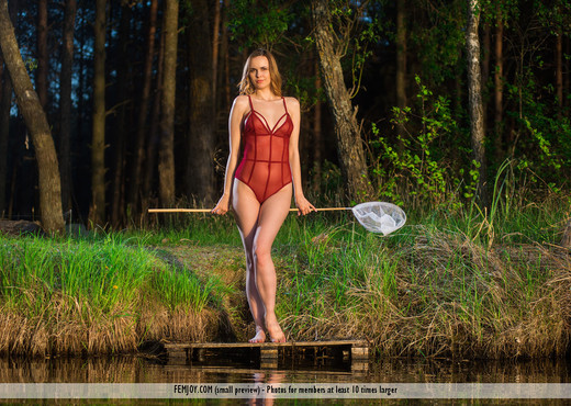 Catch And Release - Nasita - Femjoy - Solo Image Gallery