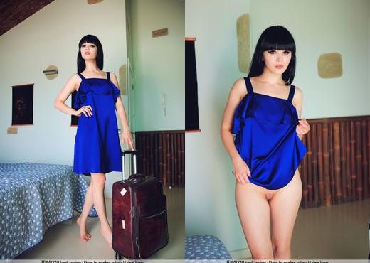 Travelling - Malena F. - Femjoy - Solo Image Gallery
