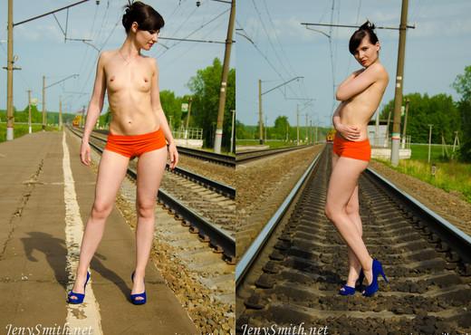 Jeny Smith - Railtracks - Solo HD Gallery