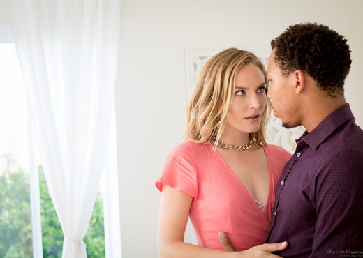 Mona Wales - The Call Girl - Interracial HD Gallery