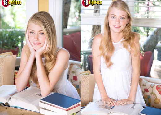 Hannah Hays - Boneable Blonde - 18eighteen - Teen Image Gallery