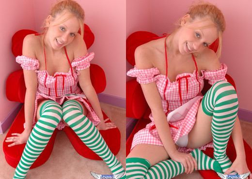 Lucky - Strawberry Lucky - SpunkyAngels - Solo Picture Gallery
