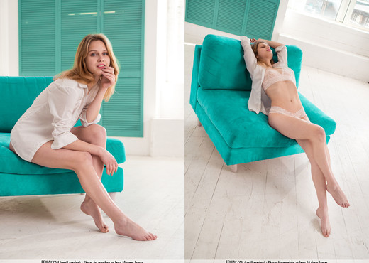 Petite Beauty - Elvira U. - Femjoy - Solo Nude Pics