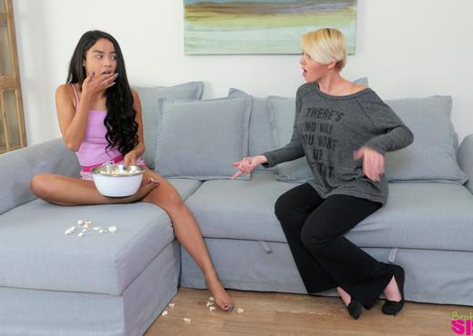 Maya Bijou - My Shameless Step Sister - Bratty Sis - Hardcore Hot Gallery