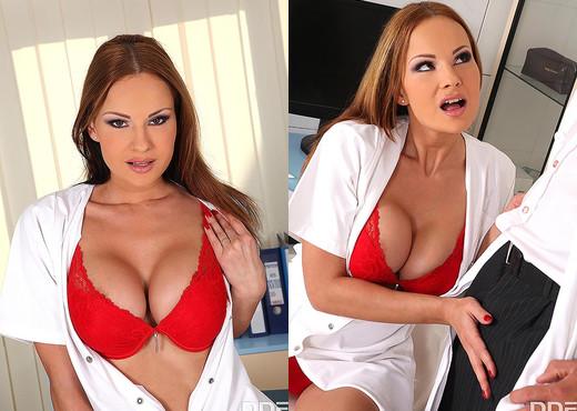 Abbie Cat - Preventive Cock Care - Blowjob Sexy Gallery
