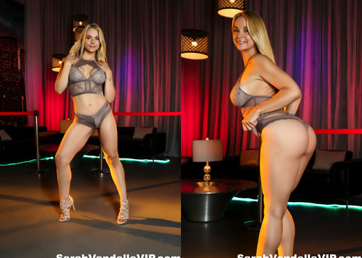 Sexy Sarah at the night club - Sarah Vandella - Solo Image Gallery