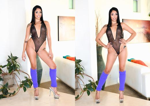 Vanessa Sky - Cuban Vanessa's Nasty Anal Workout - Anal Porn Gallery