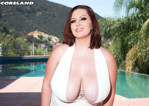 Paige Turner - Big-boobed Water Nymph - ScoreLand - Boobs Porn Gallery