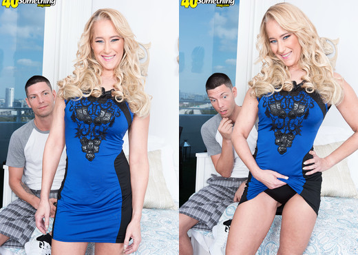 Tabatha Jordan...don't we know you? - 40 Something Mag - MILF Image Gallery