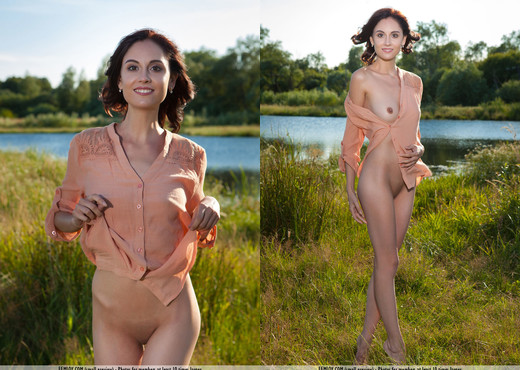 Do You Remember - Sabrina G. - Femjoy - Solo Hot Gallery