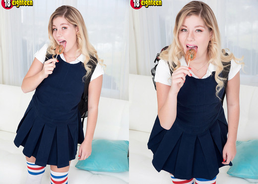 Vienna Rose - After School Slut - 18eighteen - Teen Porn Gallery