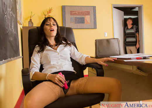Alana Cruise - My First Sex Teacher - Hardcore Sexy Gallery