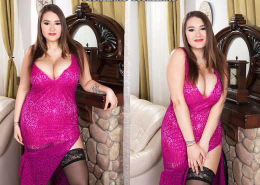 Young, Busty Daria - ScoreLand - Boobs Nude Pics