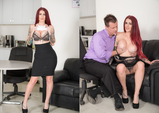 Tana Lea - Big Tits Office Chicks #04 - Devil's Film - Hardcore Porn Gallery