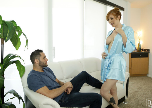 Damon Dice, Lauren Phillips - All Natural Redhead - S3:E7 - Hardcore Nude Pics