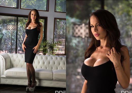 McKenzie Lee - Overindulge in Her Knockers! - MILF Sexy Gallery