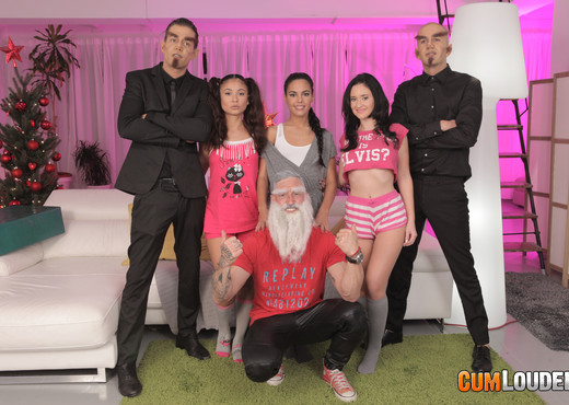 Apolonia - The Three Cumsumerist Sisters - CumLouder - Hardcore Image Gallery