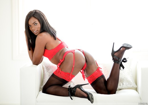 Ana Foxxx - Dark Divas - Devil's Film - Ebony Sexy Photo Gallery
