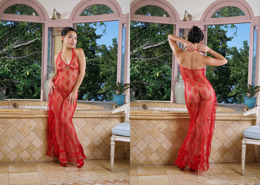 Cindy Starfall - InTheCrack - Asian Sexy Gallery