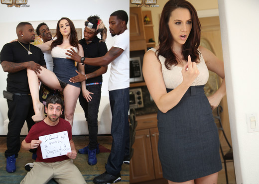 Chanel Preston - Cuckold Sessions - Interracial Hot Gallery