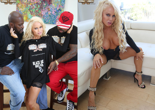 Nikki Delano - Blacks On Blondes - Interracial Porn Gallery