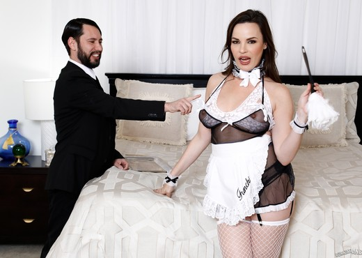 French Anal MILF Maids - Dana DeArmond - Burning Angel - Anal HD Gallery