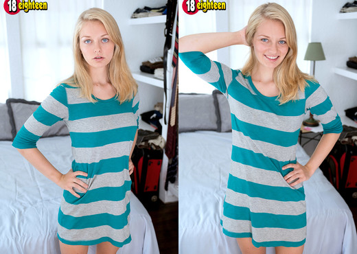 Alli Rae - New Dick - 18eighteen - Teen Nude Pics