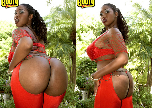 Delotta Brown - Picked up and fucked - Bootylicious Mag - Ebony Sexy Gallery