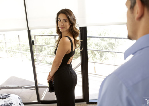 Bambino, Eva Lovia - Little Black Dress - S26:E12 - Hardcore Picture Gallery