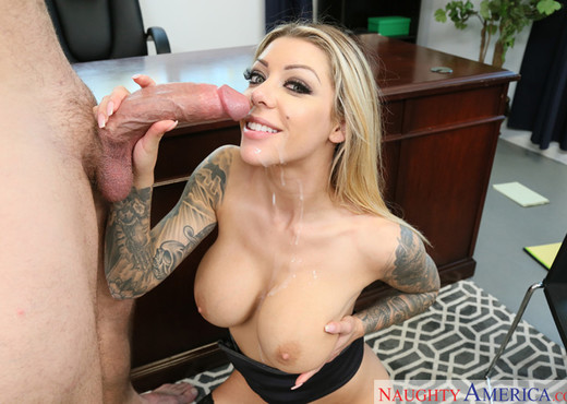 Karma Rx - Naughty Office - Hardcore TGP