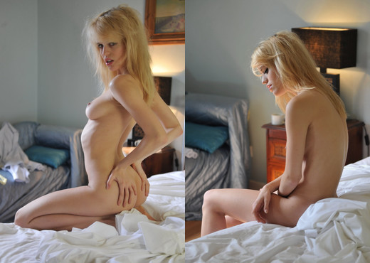 Lorna Moore - Good Morning - BreathTakers - Solo Nude Gallery