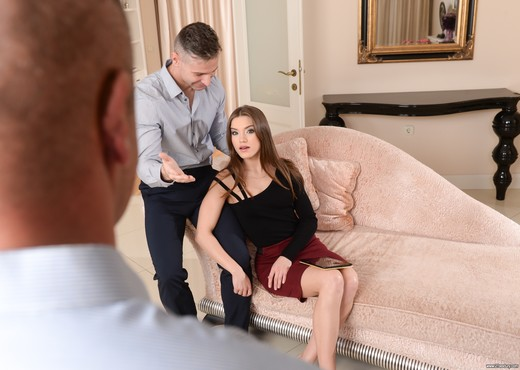Evelina Darling - Horny For DP - 21Sextury - Hardcore HD Gallery