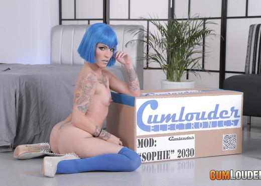 Jordanne Kali - Analdroid - CumLouder - Anal HD Gallery