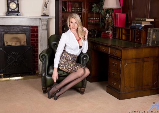 Danielle Maye - Hot Blonde - Anilos - MILF HD Gallery