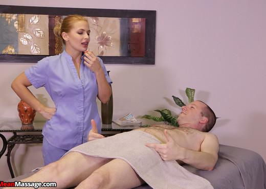 Sloan Harper: Assholes Never Learn - Mean Massage - Hardcore Nude Pics