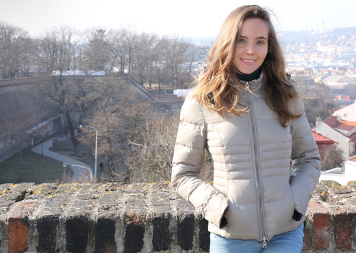 Clover In Prague - Clover - Watch4Beauty - Solo Nude Pics