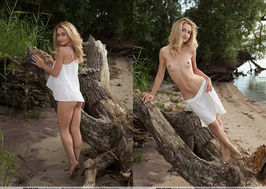 Let's Get Dirty - Davina C. - Femjoy - Solo Porn Gallery