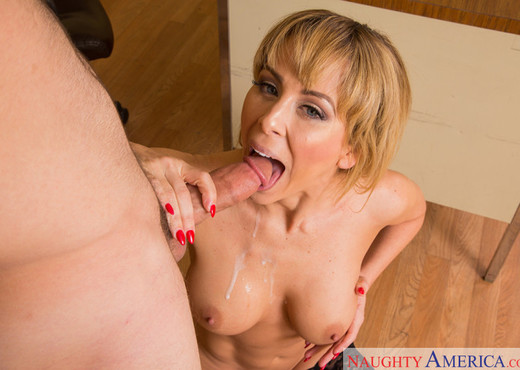 Cherie DeVille - My First Sex Teacher - Hardcore Picture Gallery