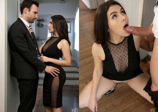 Alex Legend, Valentina Nappi - Honey Im Home - S4:E9 - Hardcore TGP