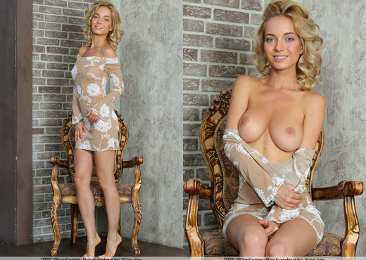 Let Me Be Your Queen - Annabell - Femjoy - Solo Sexy Gallery