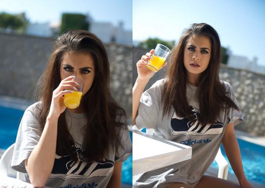Katie Salmon - Vitamin Double D - Hayley's Secrets - Solo Nude Pics