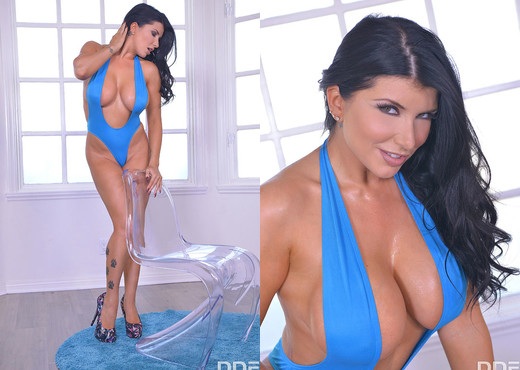 Romi Rain - Mistress of Masturbation - Solo TGP