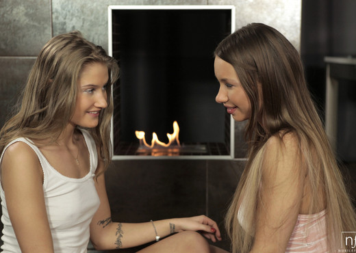 Taylor Sands, Tiffany Tatum - Lesbian Romance - S27:E10 - Lesbian Hot Gallery